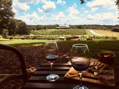 cenita vineyards and winery, dahlonega, north georgia, wine