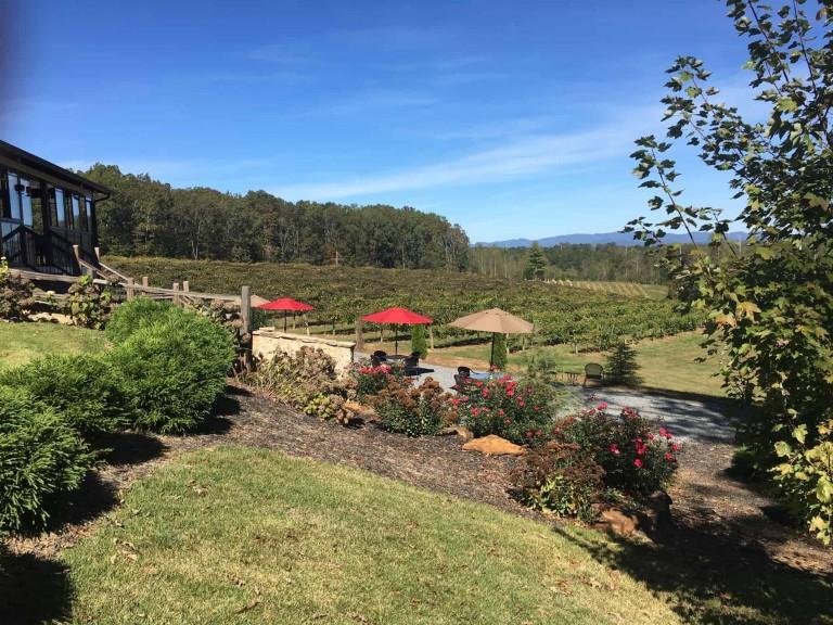 engelheim vineyards, winery, north georgia