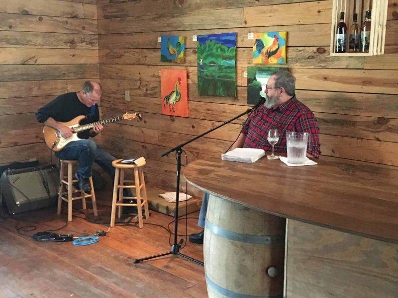 Live Music at Cavendar Creek Vineyards