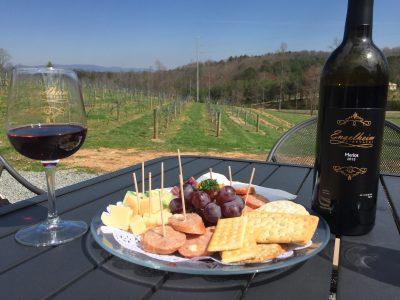 engelheim vineyards, north georgia, winery