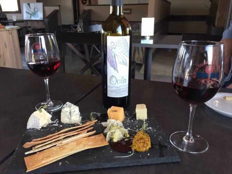 Wine Highway at Kaya Vineyards