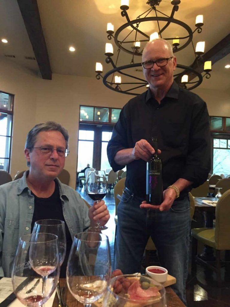 Sommelier's Private Tasting at Montaluce Winery and Restaurant